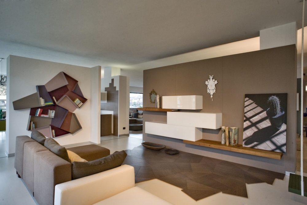 Contini ArredamentoLe soluzioni per il soggiorno nello showroom di Contini Arredamento